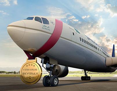 Saudia SkyAwards 4-star airline