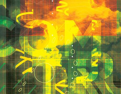COM TRUISE Poster / TBD Fest 2014