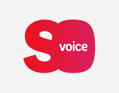 SoVoice - Branding