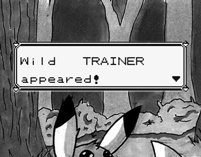 A Wild Trainer Appears