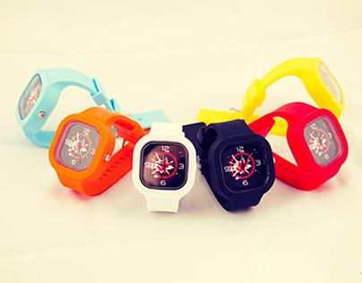 Yakitoko Logo Watches