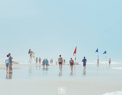 Scènes de plage / Beach scenes