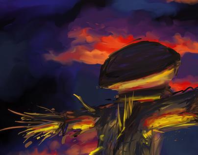 Scarecrow Tribute