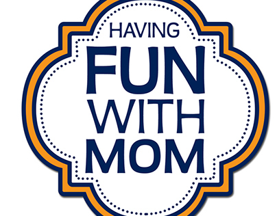 Having Fun With Mom Logo