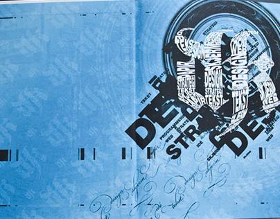 Huset, year planner book 2011