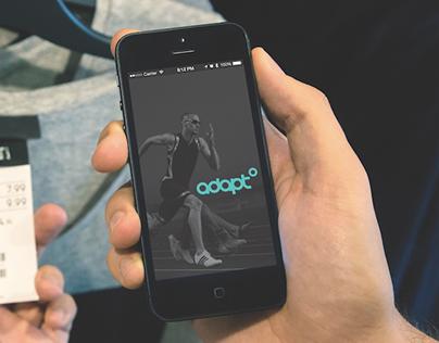 Adapt Temperature Suit: App