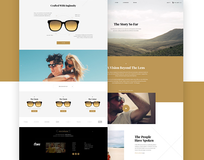 Tens Website Redesign