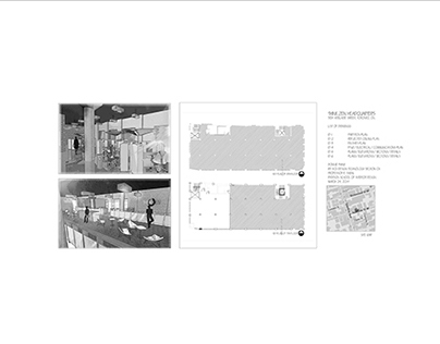 THINK:Zen Office Construction Drawings