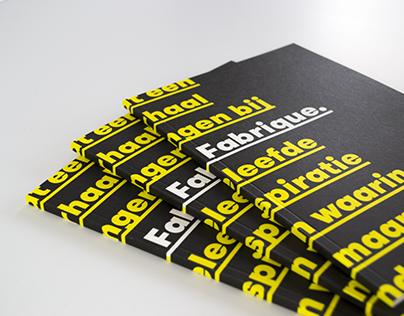 Fabrique Delft — Internship Report
