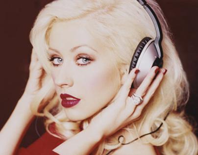 Christina Aguilera Pitch, Sony Music
