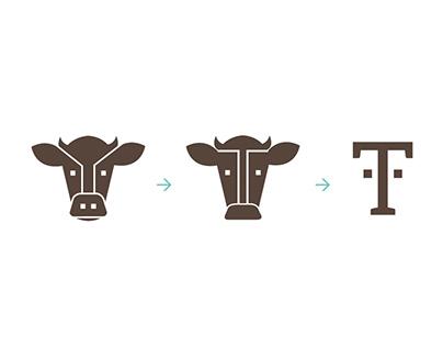 Diseño identidad corporativa restaurante Fontao
