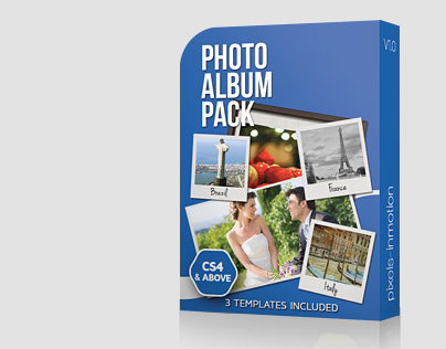 Photo Album Pack