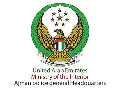 Ajman police general Headquarters-UAE