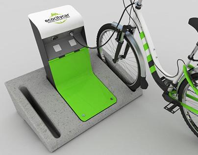 ecocitybike - EPAC public charge