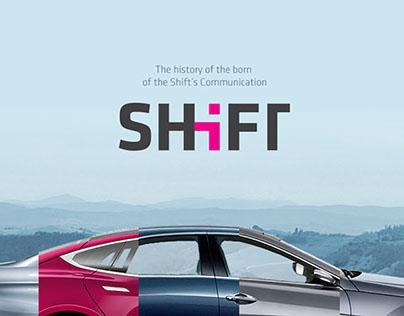 Shift Car Corporate Image