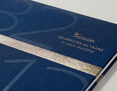Accor 30th Anniversary Book