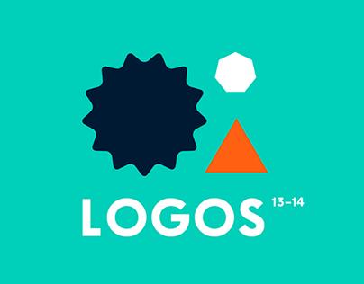 Logos 2013 — 2014