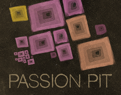 Passion Pit Pitch, Sony Music