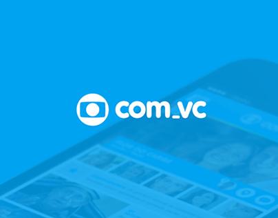 App Globo COM_VC
