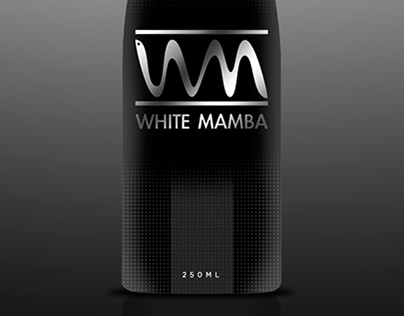 White Mamba - Tonic - Product Label