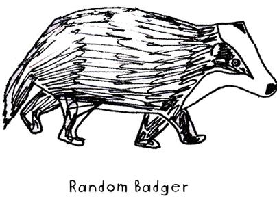 Random Badger