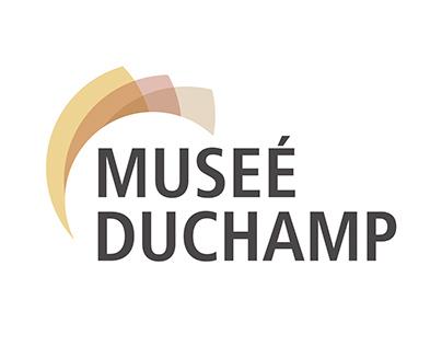 Musee Duchamp Branding