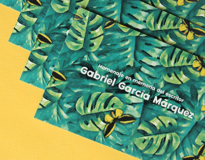 Homenaje a García Márquez