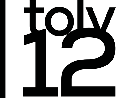 Logo design for tolv12 hairsalon