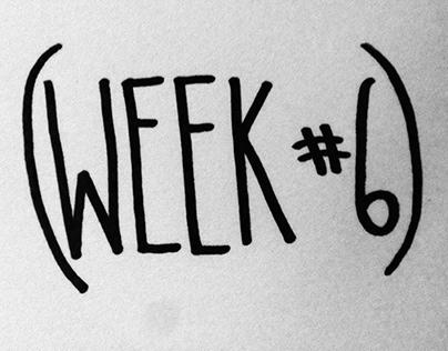 Week 6: Photography