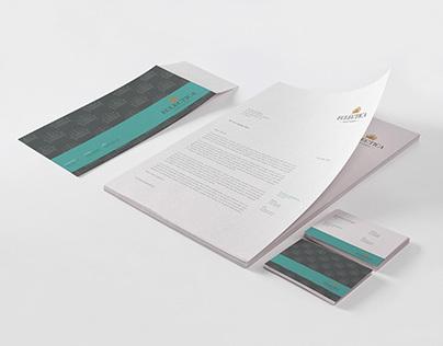 Eclectica Home Fashion / Branding