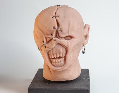 Sculpture: Inspiration Nemesis