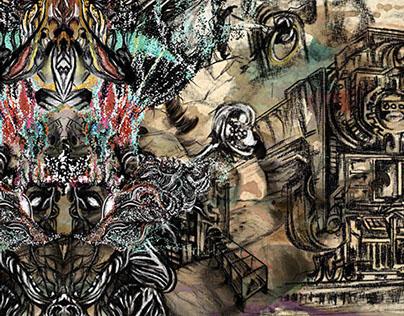 Album Art | Journal Entries | Ali Suhail