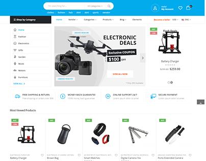 shop22(Multi-Vendor, Marketplace)-P