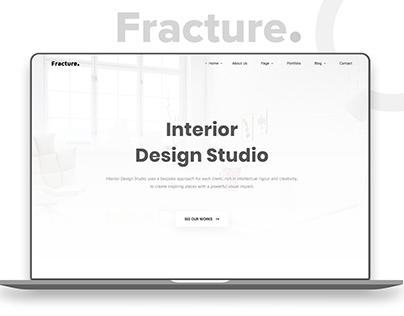 Fracture - Architecture and Interior Design WP Theme