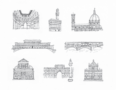 Buildings of Florence