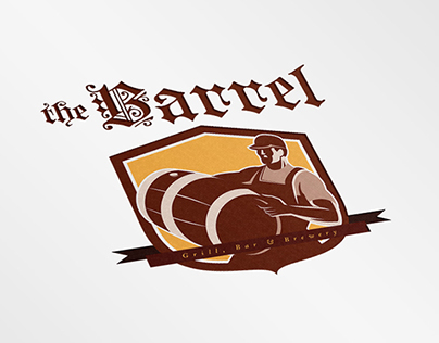 The Beer Barrel Brewery Logo