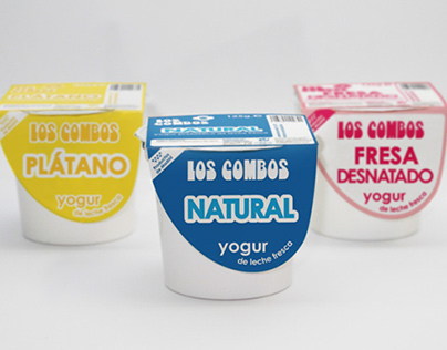 Yogurth packaging
