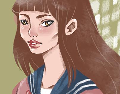 Japan Schoolgirls: Part 2