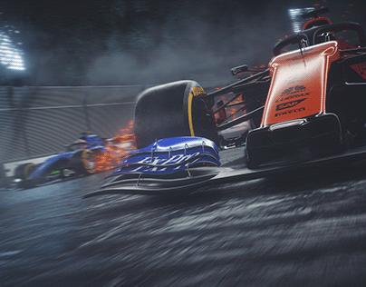 3D Rendering R&D: Automobile Vol.1 McLaren