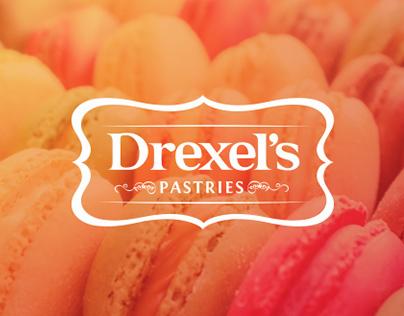 Drexel's Pastries Logo