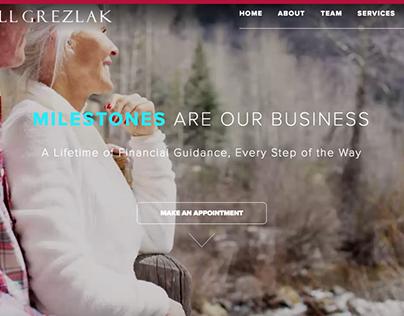 Marshall Grezlak Website