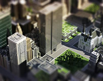 Big 3D City