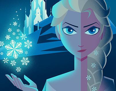 Disney Art Déco series I