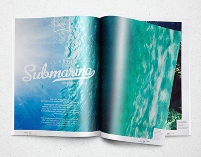 Jungla Submarina - Underwater Jungle