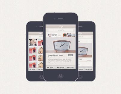 iPhone App Development Project