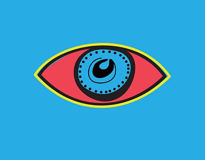 Luciane Goldberg e o mundo k-olho