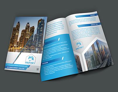 Brochure for OSPREY Real Estate