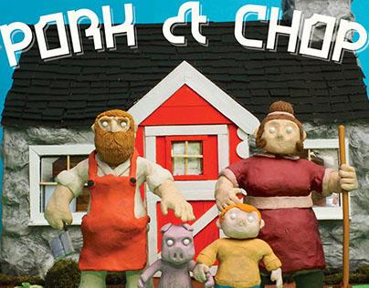 Pork'n'Chop animation trailer