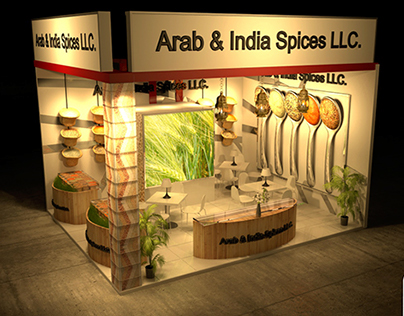 Arab India Spices UAE Dubai On Behance