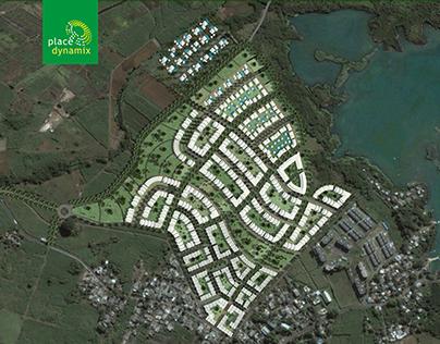 Choisy Village Master Plan Mauritius